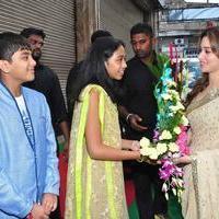 Tamannaah Bhatia inaugurated Big Shop In Mall Stills