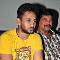 Manoj Nandam - Kakatiya Cricket Cup Press Meet Stills