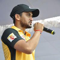 Manoj Nandam - Kakatiya Cricket Cup Match Stills