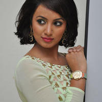 Tejaswi Madivada at Subramanyam For Sale Audio Launch Pictures