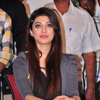 Pranitha - Dynamite Movie Pre Release Promotion Tour Photos