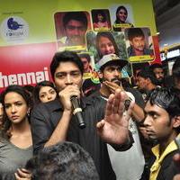 Allari Naresh - Celebs at Mana Madras Kosam Charity Event at Inorbit Mall Photos