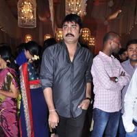 Srikanth Meka - Celebs at Ashwini Dutt Daughter Wedding Reception Stills
