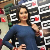 Rashi Khanna at Spykar Store Jubilee Hills Stills
