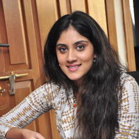 Dhanya Balakrishna - Bhale Manchi Roju Movie Pres Meet Stills