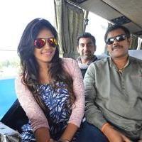 Anjali  - Dictator Audio Launch Rally Hyderabad to Amaravathi Photos