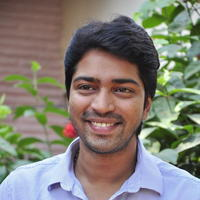 Allari Naresh Interview Stills