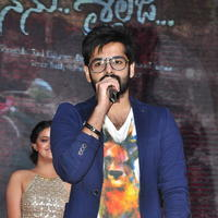 Ram Pothineni - Nenu Sailaja Movie Audio Launch Stills