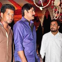 Srikanth Meka - Revanth Reddy Daughter Marriage Photos