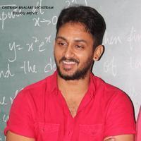Manoj Nandam - Chitram Bhalare Vichitram Movie Chitram Bhalare Vichitram Promotions at College Photos