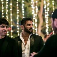 Sunil Shetty - Celebs at Hundred Hearts Glamorous Charity Dinner Stills