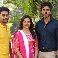 Varadhi Movie Trailer Launch Photos