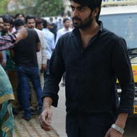 Naga Shourya - Celebs Condolences to D Ramanaidu Stills