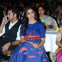Ritu Varma - Yevade Subramanyam Audio Launch Stills