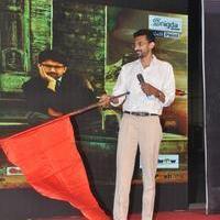 Sekhar Kammula - Yevade Subramanyam Audio Launch Stills