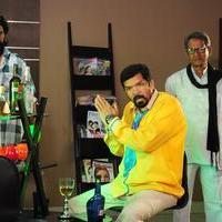 Posani Krishna Murali - Toll Free Number 143 Movie Working Stills