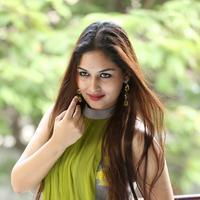 Prayaga Martin at Pisachi Success Meet Stills