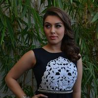 Hansika Motwani at Vishal at Maga Maharaju Movie Audio Launch Photos | Picture 929648