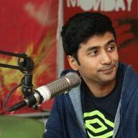 Rahul Ravindran - Hyderabad Love Story Team at Radio Mirchi Photos | Picture 929913