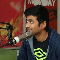 Rahul Ravindran - Hyderabad Love Story Team at Radio Mirchi Photos | Picture 929914