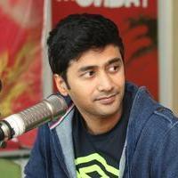 Rahul Ravindran - Hyderabad Love Story Team at Radio Mirchi Photos | Picture 929917