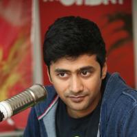 Rahul Ravindran - Hyderabad Love Story Team at Radio Mirchi Photos | Picture 929918