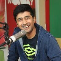 Rahul Ravindran - Hyderabad Love Story Team at Radio Mirchi Photos | Picture 929919