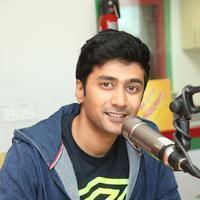 Rahul Ravindran - Hyderabad Love Story Team at Radio Mirchi Photos | Picture 929928