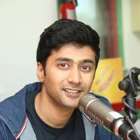 Rahul Ravindran - Hyderabad Love Story Team at Radio Mirchi Photos | Picture 929929