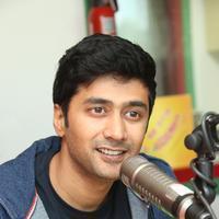 Rahul Ravindran - Hyderabad Love Story Team at Radio Mirchi Photos | Picture 929930