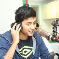 Rahul Ravindran - Hyderabad Love Story Team at Radio Mirchi Photos | Picture 929933