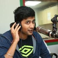 Rahul Ravindran - Hyderabad Love Story Team at Radio Mirchi Photos | Picture 929934