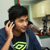 Rahul Ravindran - Hyderabad Love Story Team at Radio Mirchi Photos | Picture 929936