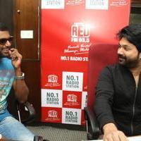 Maga Maharaju Team at Red FM Photos | Picture 929144