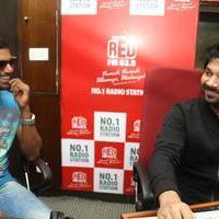 Maga Maharaju Team at Red FM Photos | Picture 929145
