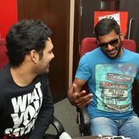 Maga Maharaju Team at Red FM Photos | Picture 929146