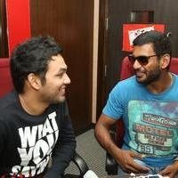 Maga Maharaju Team at Red FM Photos | Picture 929147