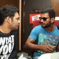 Maga Maharaju Team at Red FM Photos | Picture 929150