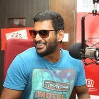 Vishal Krishna - Maga Maharaju Team at Red FM Photos | Picture 929153