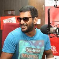 Vishal Krishna - Maga Maharaju Team at Red FM Photos | Picture 929154