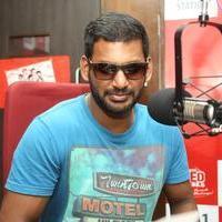 Vishal Krishna - Maga Maharaju Team at Red FM Photos | Picture 929155
