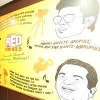 Maga Maharaju Team at Red FM Photos | Picture 929157