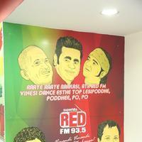 Maga Maharaju Team at Red FM Photos | Picture 929162