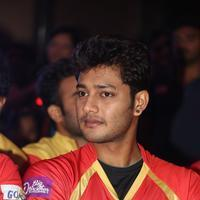 Telugu Warriors Team Press Meet Stills