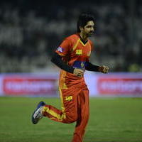 Sushanth - CCL5 Telugu Warriors vs Bengal Tigers Photos