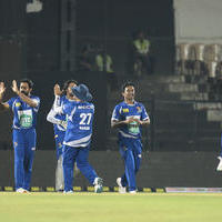 CCL 5 Karnataka Bulldozers Vs Bhojpuri Dabanggs Match Photos