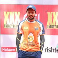 Ritesh Deshmukh - CCL 5 Mumbai Heroes Vs Veer Marathi Match Stills