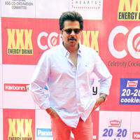 Anil Kapoor - CCL 5 Mumbai Heroes Vs Veer Marathi Match Stills