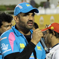 Sunil Shetty - CCL 5 Mumbai Heroes Vs Veer Marathi Match Stills   Picture 932349