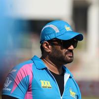 Sunil Shetty - CCL 5 Mumbai Heroes Vs Veer Marathi Match Stills   Picture 932350